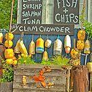 Sea Food by Karol Livote