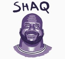 Shaquille O'Neal Lakers by DudubeL