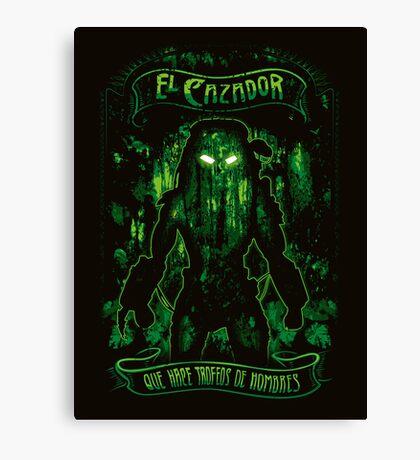 El Cazador Canvas Print