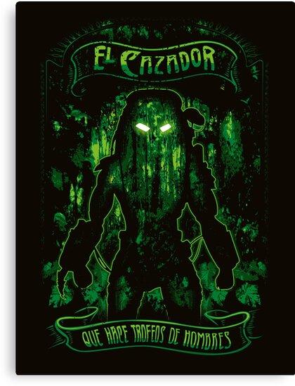 El Cazador by DeardenDesign
