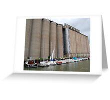 Grain for Sail Greeting Card