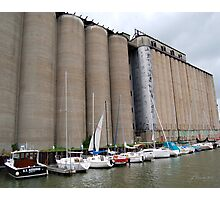 Grain for Sail Photographic Print