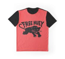 FREE HUEY Graphic T-Shirt