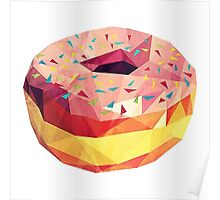 GRAPHIC DOUGHNUT Poster