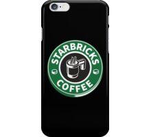 STARBRICKS COFFEE iPhone Case/Skin