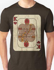 El Rey De Corazones T-Shirt