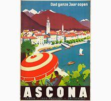 Vintage poster - Ascona Unisex T-Shirt