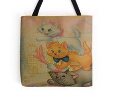3 Little Kittens Three Little Kittens Tote Bag