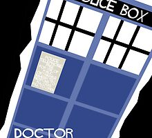 Doctor Cutout by atlasspecter