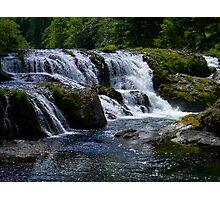 dugen falls  Photographic Print