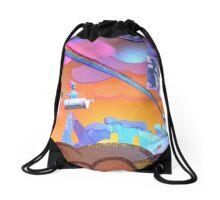 Figment Dreamfinder Dragon Drawstring Bag