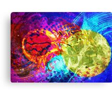 The Big Bang Canvas Print