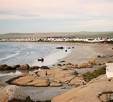 PATERNOSTER - Western Cape South Africa by Magriet Meintjes