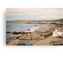 PATERNOSTER - Western Cape South Africa Canvas Print