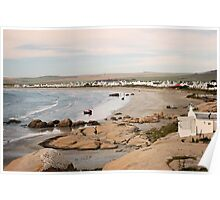 PATERNOSTER - Western Cape South Africa Poster