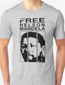 FREE NELSON MANDELA T-Shirt
