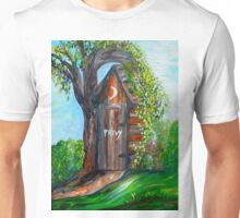 Outhouse - Privy - The Old Out House Unisex T-Shirt
