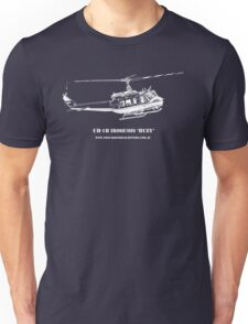 UH-1H Huey Helicopter Unisex T-Shirt