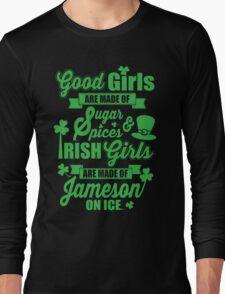 IRISH GIRLS Long Sleeve T-Shirt