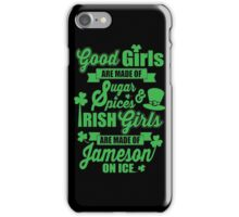 IRISH GIRLS iPhone Case/Skin
