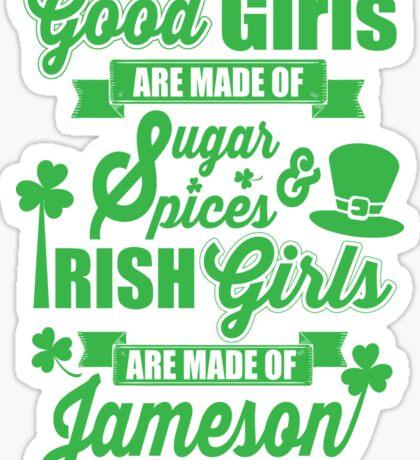 IRISH GIRLS Sticker