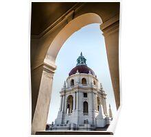 Pasadena City Hall Poster
