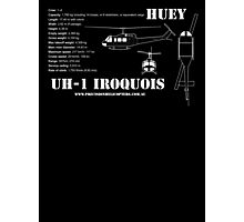 UH-1 Iroquois Helicopter Photographic Print