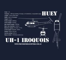 UH-1 Iroquois Helicopter by PrecisionHeli