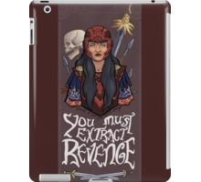 Xena: The Bitter Suite - Xena iPad Case/Skin