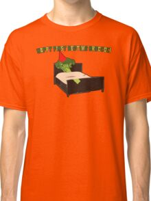 Happy First Bedtime Broccoli Classic T-Shirt