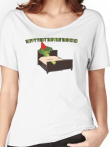Happy First Bedtime Broccoli Women's Relaxed Fit T-Shirt