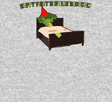 Happy First Bedtime Broccoli Unisex T-Shirt