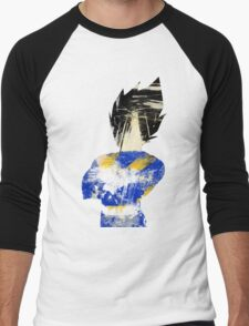 Prince Vegeta Men's Baseball ¾ T-Shirt