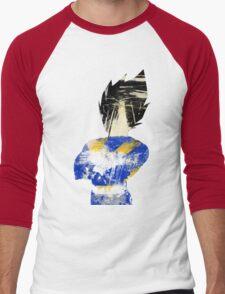 Prince Vegeta Men's Baseball ¾ T-Shirt