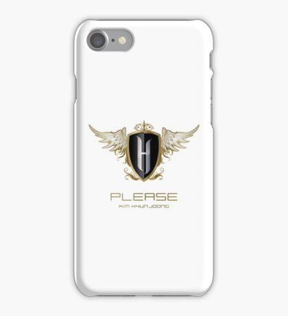 KHJ  iPhone Case/Skin