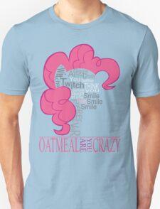 Pinkie Pie Quote Typography  T-Shirt