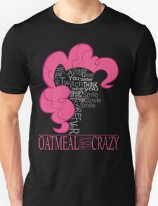 Pinkie Pie Quote Typography  T-Shirt