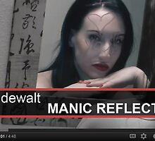 Manic Reflections by Jaeda DeWalt