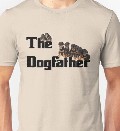 The Dog Father - Rottweiler Litter Unisex T-Shirt