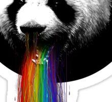 Pandalicious Sticker