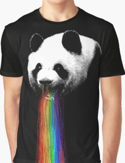 Pandalicious Graphic T-Shirt