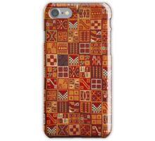 Inca writing iPhone Case/Skin