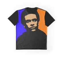 HUEY NEWTON Graphic T-Shirt