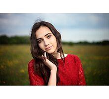 Ksenia 3 Photographic Print