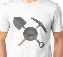 Pick, Shovel, & Pan Unisex T-Shirt
