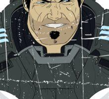 Gears of  War Marcus Fenix Sticker