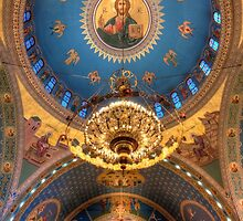 Saints Volodymyr and Olha Ukrainian Catholic Church by Adam Bykowski