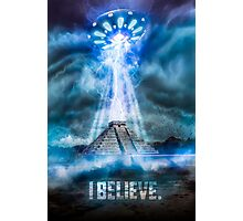 I Believe. Photographic Print