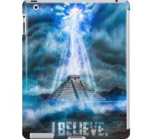 I Believe. iPad Case/Skin