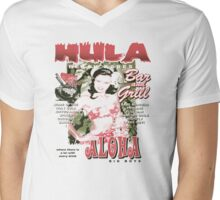 hula delight Mens V-Neck T-Shirt